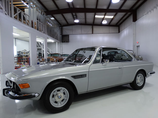 1972 BMW Other 3.0CS Coupe, CALIFORNIA CAR! LOW MILES! STUNNING!