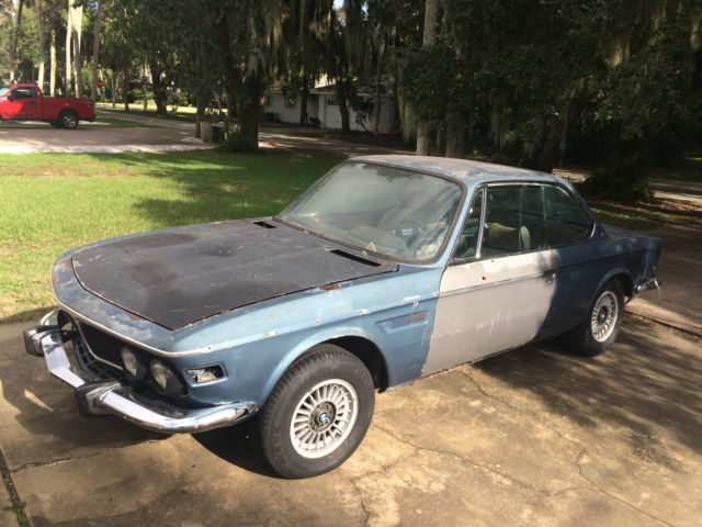 Bmw 2002 Tii For Sale >> 1972 BMW 3.0CSi - 3.0CS 2800CS 3.0 CSL M3 M5 M6 2002 TII Alpina Porsche 911 912 for sale: photos ...