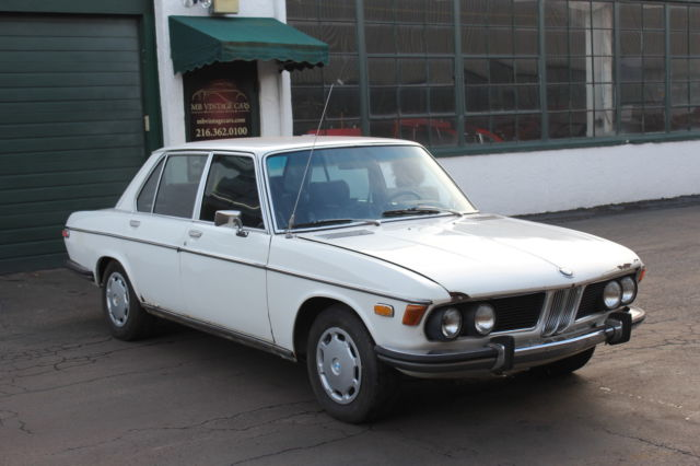 1972 BMW Other Bavaria
