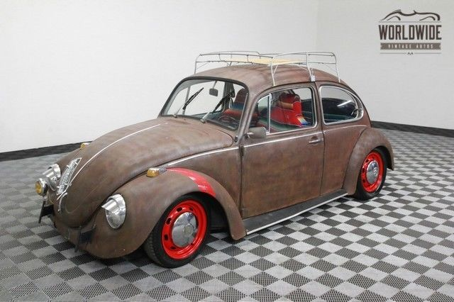 1972 Volkswagen BUG CUSTOM RESTORED CRUISER!