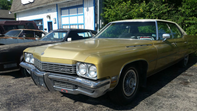 1972 Buick Electra 225 Linited Loaded Florida Car Low
