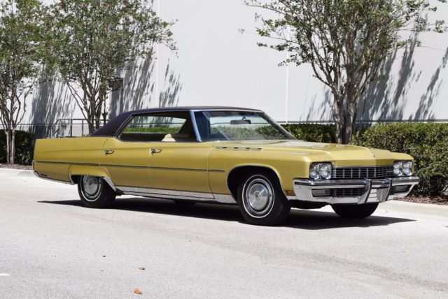 1972 Buick Electra --