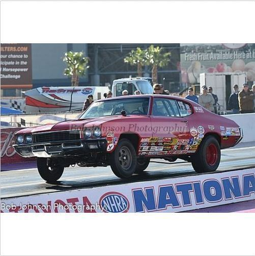Cars For Sale Buick: 1972 Buick Grand Sport Drag Race Car G/SA Stock Elimator