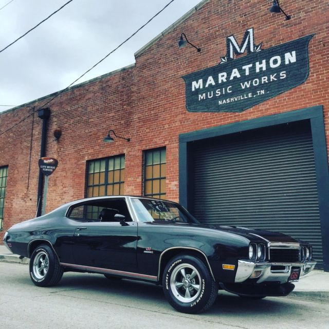 1972 Buick Other GS 455ci Stage 1