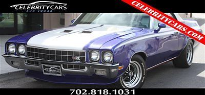1972 Buick Skylark 1972 Buick GSX Stage 1 Convertible Tribute
