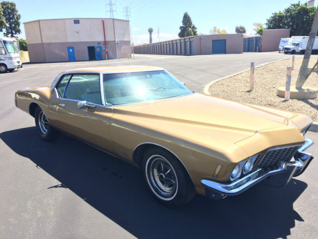1972 buick riviera boat tail 1971 1972 1973 see pics and video below for sale photos. Black Bedroom Furniture Sets. Home Design Ideas