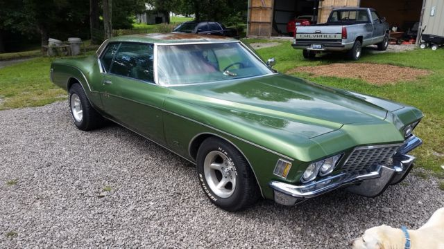 1972 buick riviera gs boat tail with a 455 400 turbo a c for sale photos technical. Black Bedroom Furniture Sets. Home Design Ideas