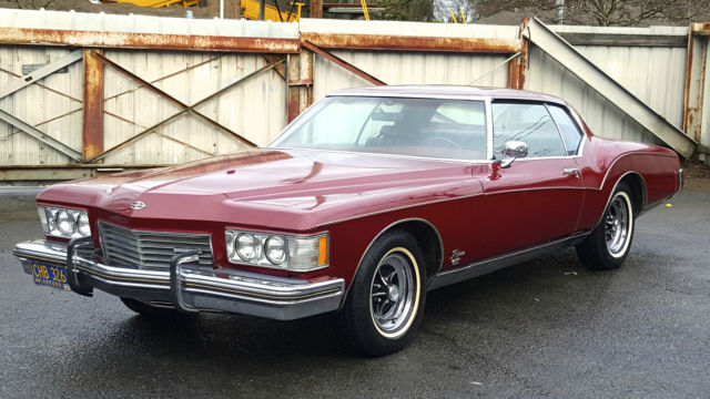 1973 Buick Riviera GS /STAGE 1