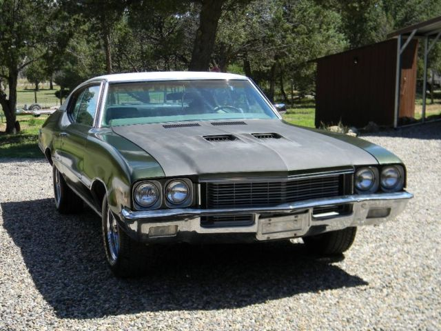 1972 buick skylark gs clone and parts look for sale photos technical specifications. Black Bedroom Furniture Sets. Home Design Ideas