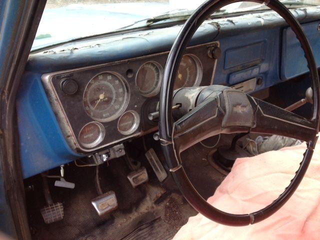 chevy 4 speed granny gear transmission