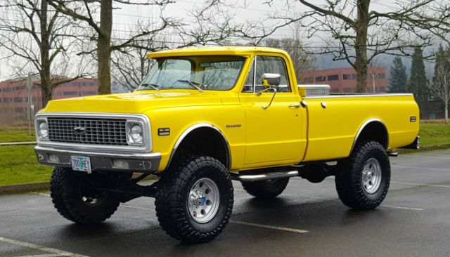 1972 Chevrolet Other Pickups C20 C-20