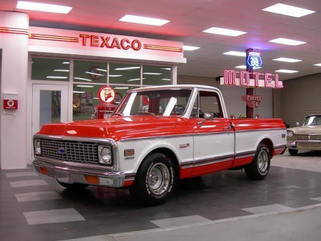 1972 Chevrolet C-10 eyenne Super