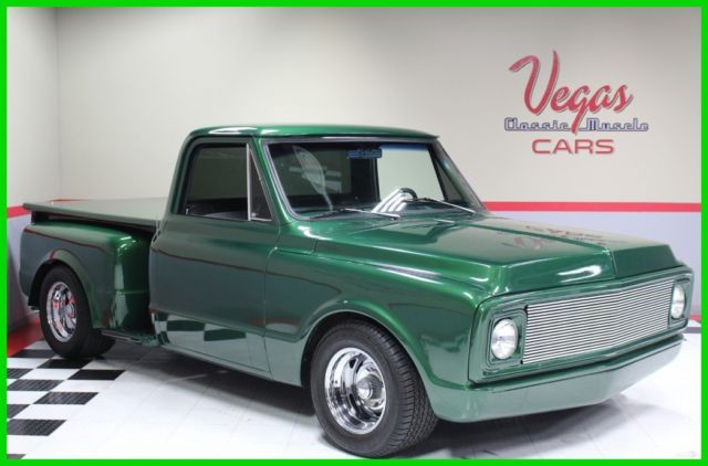 1972 Chevrolet C-10 1972 Chevrolet C10! Great Driver! Awesome Green!