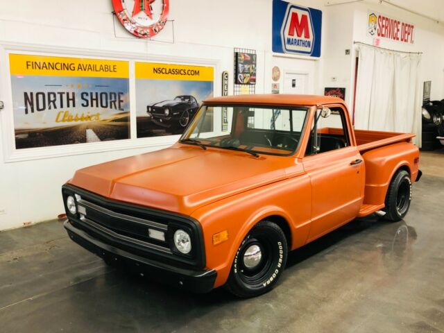 1972 Chevrolet C-10 STEP SIDE-SEE VIDEO