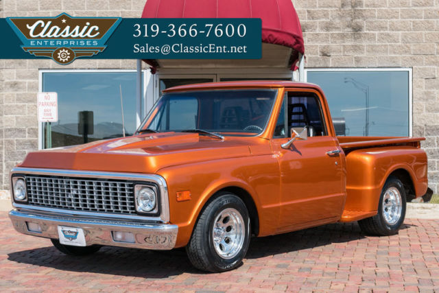 1972 Chevrolet C-10 Stepside Shorty