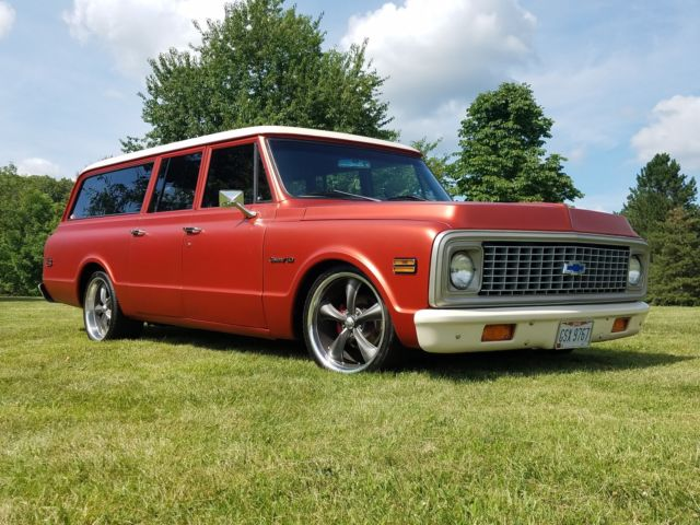 1972 chevrolet c10 suburban lowered hotrod street rod 1968 69 70 71 c 10 truck for sale photos