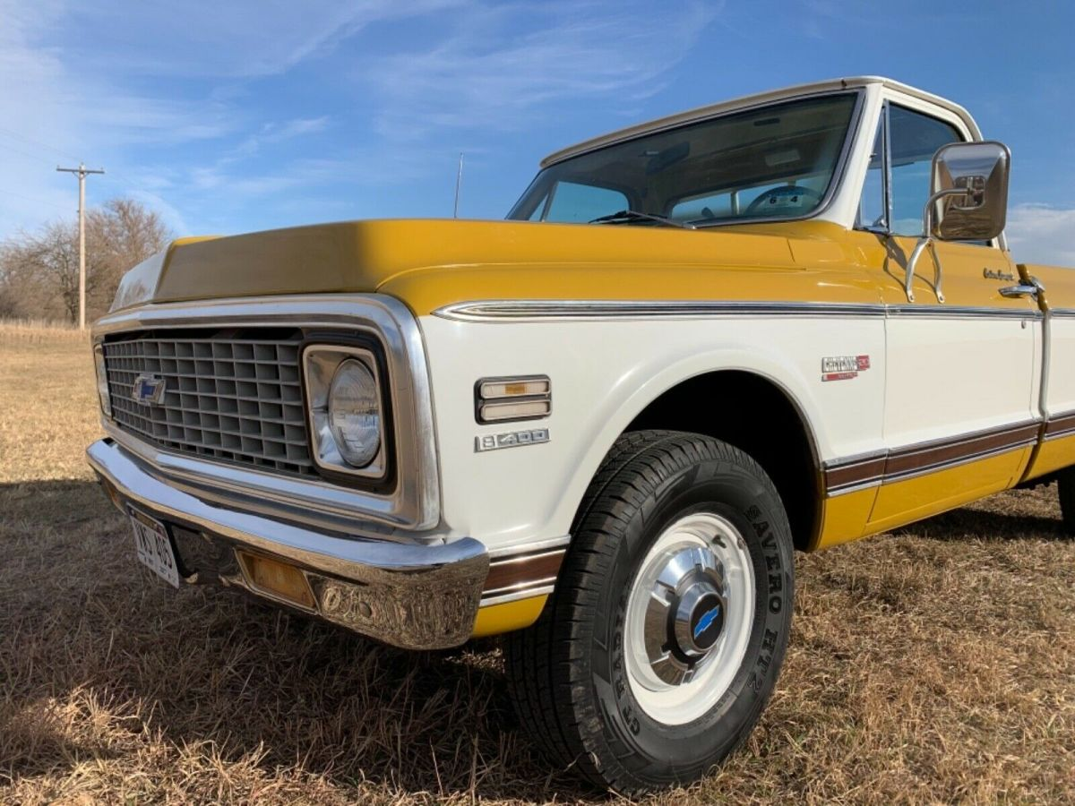 Used Cars For Sale In Indiana >> 1972 Chevrolet C20 Cheyenne Super for sale: photos, technical specifications, description