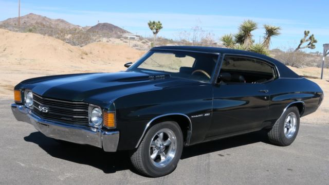 1972 Chevrolet Chevelle RESTORED! 400ci. NEW PAINT, INTERIOR, WHEELS, RARE