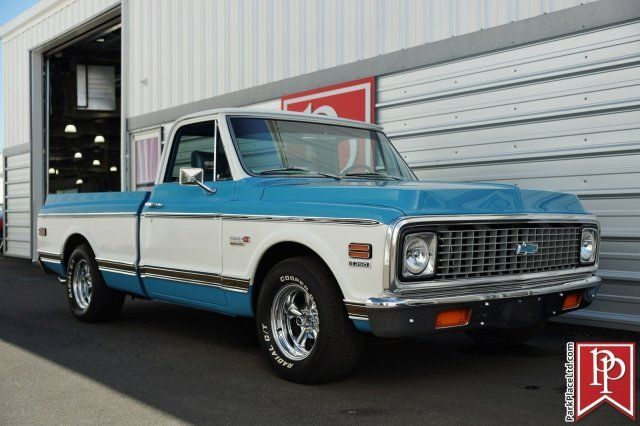1972 Chevrolet Other Pickups Pickup Truck