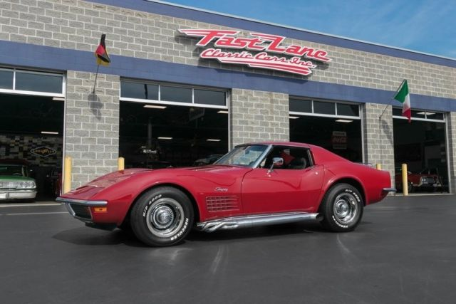 1972 Chevrolet Corvette 4 Speed w/ A/C