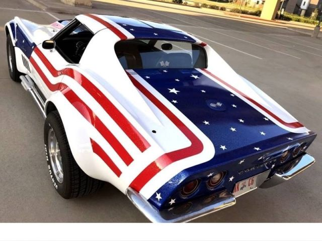 1972 Chevrolet Corvette 454 BIG BLOCK STINGRAY KING RESTOMOD