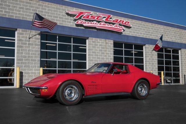 1972 Chevrolet Corvette Factory A/C Ask About Free Shipping!