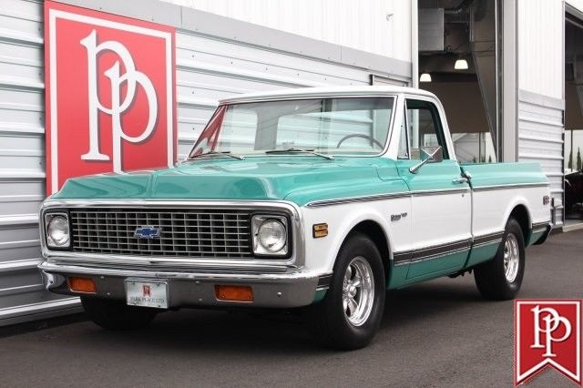 1972 Chevrolet Other Pickups Pickup