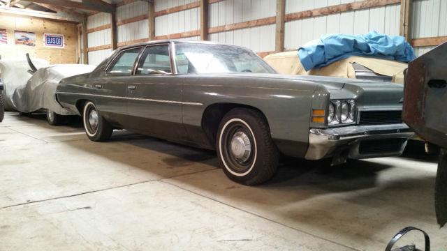 1972 chevrolet impala 4 door for sale photos technical specifications description. Black Bedroom Furniture Sets. Home Design Ideas