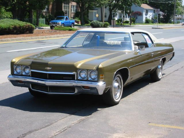 1972 chevrolet impala custom coupe for sale photos. Black Bedroom Furniture Sets. Home Design Ideas
