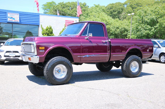 1972 Chevrolet C/K Pickup 1500 K10 4x4 Pick Up