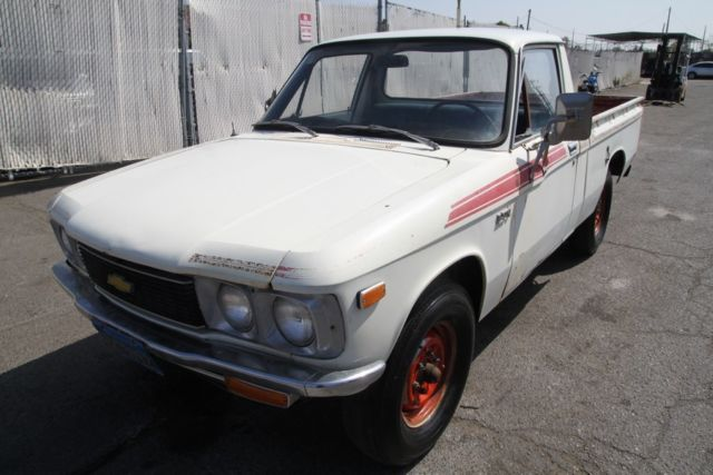 1972 Chevrolet Luv Manual 4 Cylinder No Reserve For Sale Photos