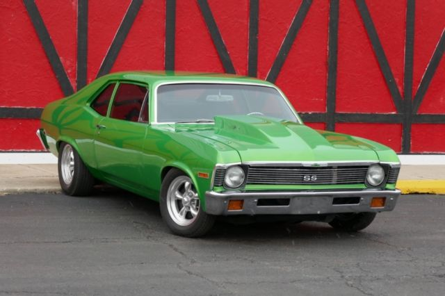 1972 Chevrolet Nova TONS OF POWER-ONLY $20,000 REDUCED PRICE