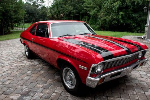 1972 Chevrolet Nova Rally Sport Coupe 350 Must See Don't Miss it Call Now