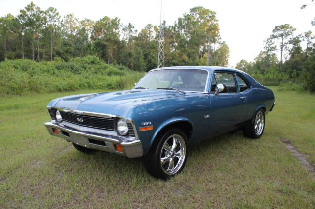 1972 Chevrolet Nova SS Coupe 350 Must See Don't Miss it Call Now