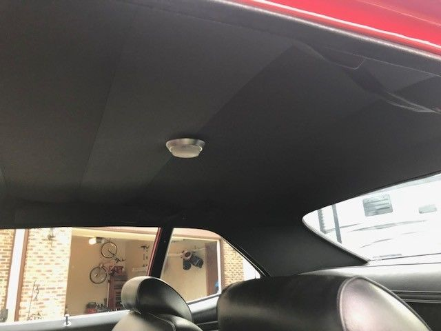 1972 Radiant Red Chevrolet Nova Coupe with Black interior