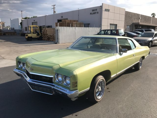 1972 Chevy Caprice lowrider donk for sale: photos, technical