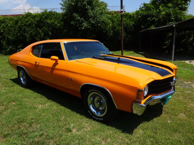 1972 Chevrolet Chevelle 72 CHEVY CHEVELLE SS CLONE