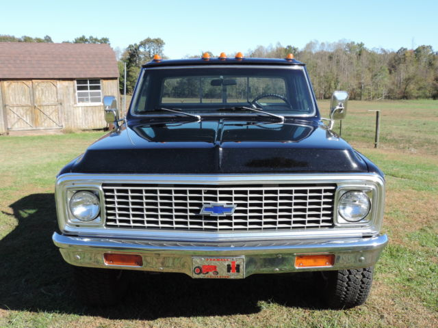 1972 chevy cheyenne c20 long bed 4x4 automatic ram jet 350 engine for sale photos technical. Black Bedroom Furniture Sets. Home Design Ideas