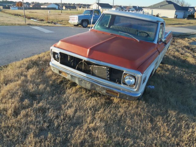 1972 Chevrolet Other Pickups half ton long bed