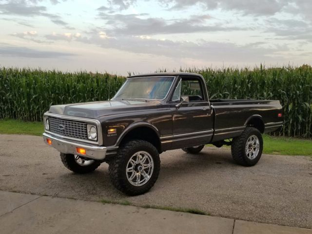 1972 Chevy K10 4x4 For Sale Photos Technical Specifications