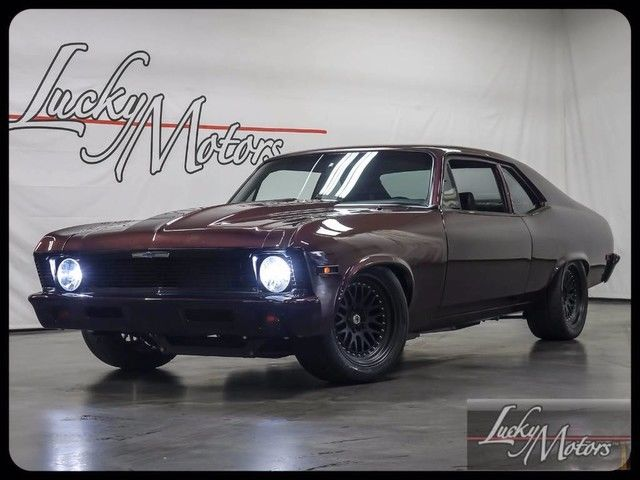 1972 Chevrolet Nova LSX Pro Touring Full Nut and Bolt