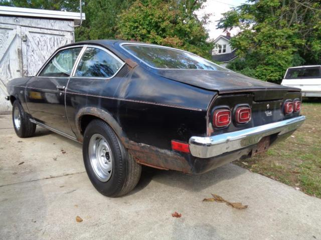 1972 Chevy Vega GT Roller Project Car for sale: photos, technical