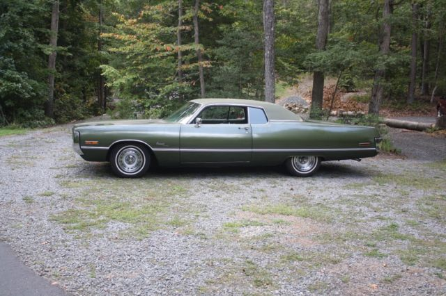 1972 Chrysler Newport
