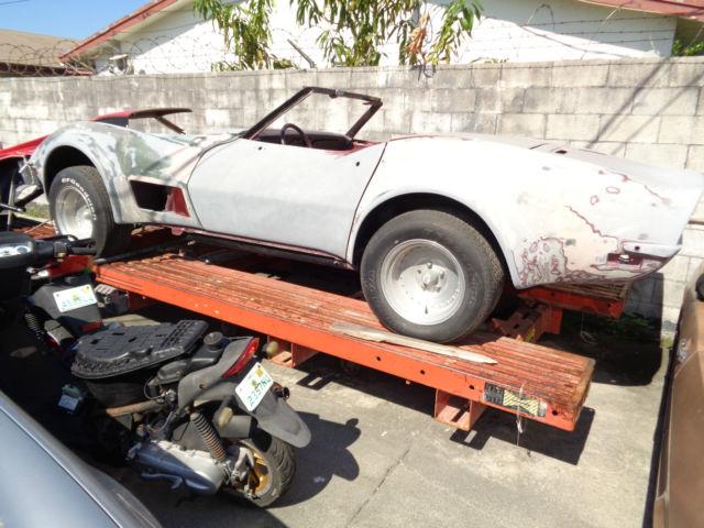 1972 Corvette Stingray Nom Ls5 454 1 Of 2 550 For Sale