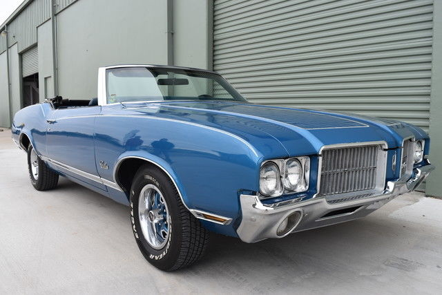 1972 Cutlass Supreme Convertible!Olds 350 V8 for sale ...