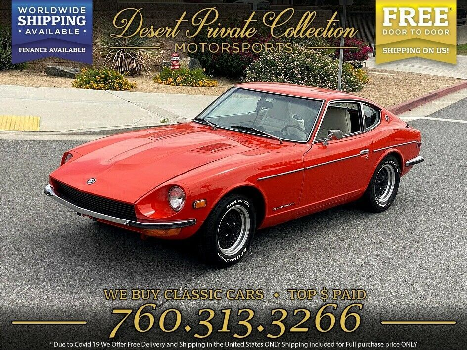 1972 Datsun 240Z only 4k Miles Since Restoration Fully Restored - *OVER* 60k