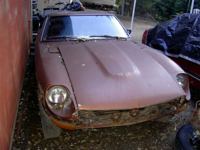 1972 Datsun Other coupe