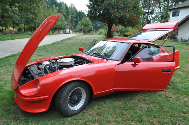 1972 Datsun 240z With Scarab Modifications For Sale