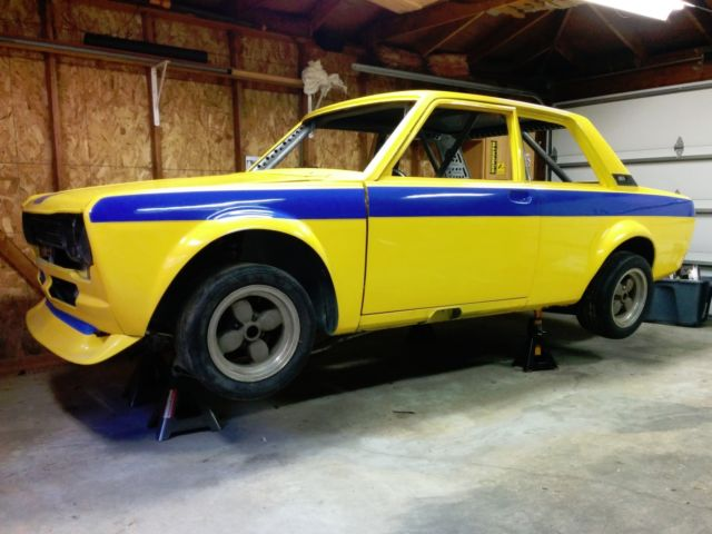 Datsun B Sedan Race Car Project For Sale Photos