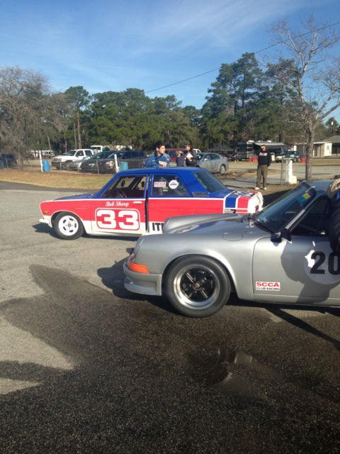 Datsun Race Car Itc Or Bs In Historics For Sale Photos